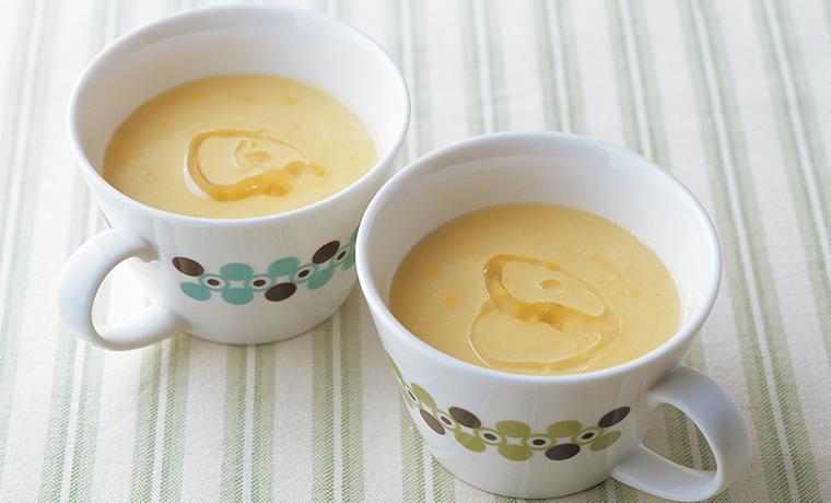 アマニコーンスープ