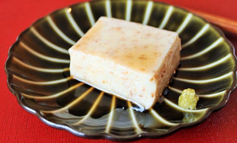 五万石風アマニ豆腐